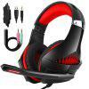 Beexcellent GM - 5 Gaming Wired Headset - RED