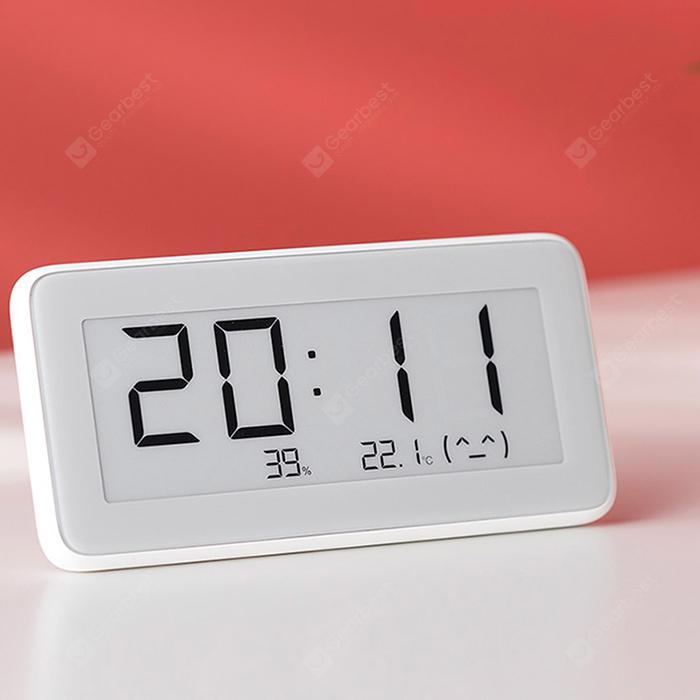 Xiaomi Mijia Temperature Humidity Monitoring Meter - White
