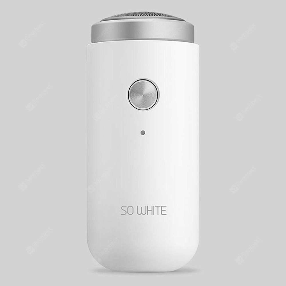 SO WHITE ED1 Mini Electric Shaver from Xiaomi youpin - White