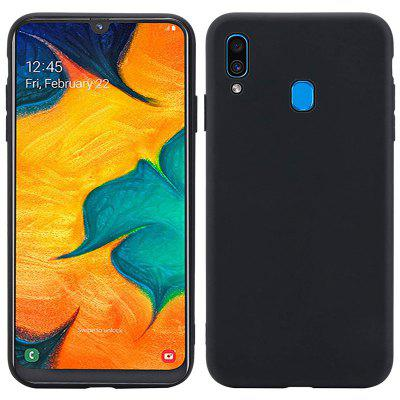 Naxtop TPU Soft Cover Hoesje voor Samsung Galaxy A20
