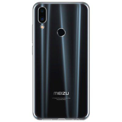 Naxtop TPU Soft Protective Back Cover Case for Meizu Note 9
