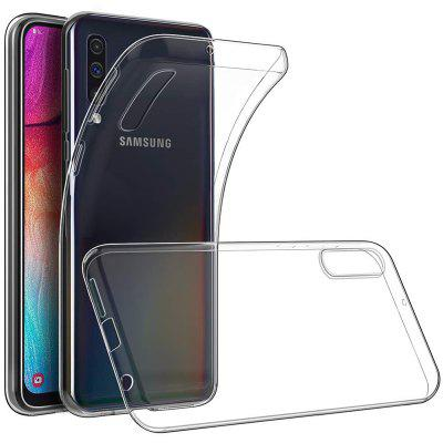 Naxtop TPU Soft Cover Hoesje voor Samsung Galaxy A70