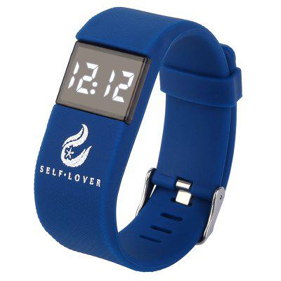 SELF LOVER HZ - 74 Led Quartz Watch