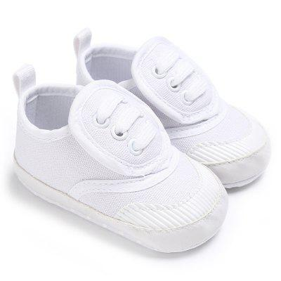 B104 Canvas Casual Soft Bottom Baby Toddler Shoes