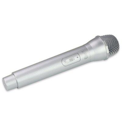 High Simulation Microphone Model Stage Performance Prop