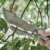CIMA A707 Multifunctional Portable Outdoor Camping Knife - CHAMPAGNE GOLD