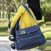 Insular 034 Single Shoulder Slung Mummy Bag - COBALT BLUE