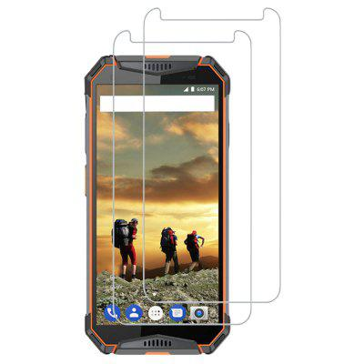 Naxtop 2.5D Tempered Glass Film for Ulefone Armor 3 2PCS