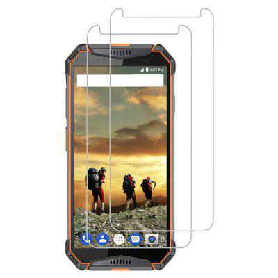 Naxtop 2.5D Tempered Glass Film for Ulefone Armor 3T 2PCS