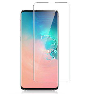 Naxtop 3D Arc Side Full Screen Tempered Glass Film for Samsung Galaxy S10