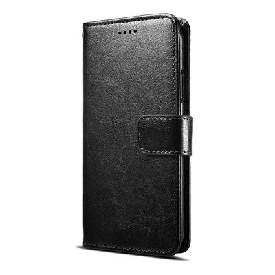 Naxtop TPU+PU Wallet Flip Holder Cover Protective Phone Case for Lenovo S5