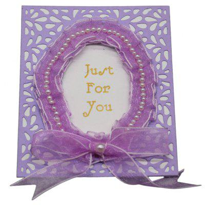 1804976 Creative Background / Envelope Lace / Invitation Lace Cutting Die
