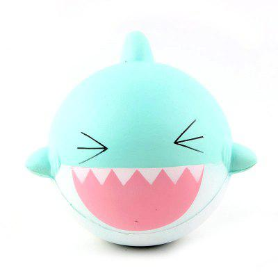 Powolne odbicie Big Shark Squishy Toy 14cm