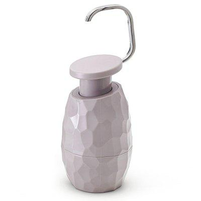 Jordan Judy One-hand Soap Dispenser Facial Cleanser Bottle