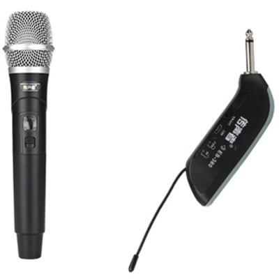 Chuanshengzhe CS - U1 Handheld Wireless Microphone Set