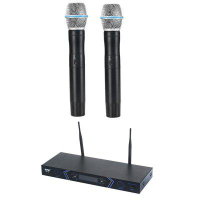Chuanshengzhe CS - U2 Wireless Handheld Set per microfono