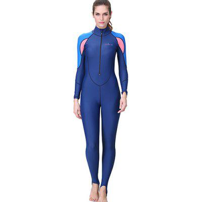 DIVESIAL LS - 715A Unisex One-piece Wetsuit