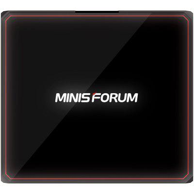 MINISFORUM U500 Intel Core I3 5005U Mini PC Image
