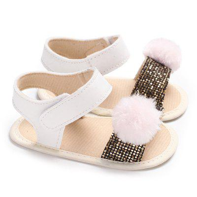 C - 481 0 - 1 Year Old Baby Girl Toddler Shoes