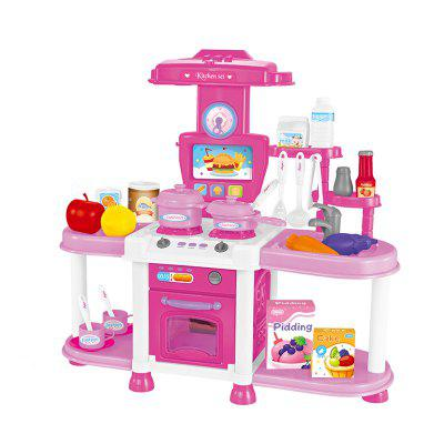 Multifunctional Kitchen Playhouse Toy