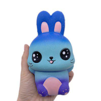 PU Rabbit Squishy Slow Rebound Decompression Toy