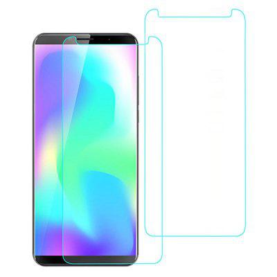 Naxtop Tempered Glass Screen Protector for Cubot X19 2pcs