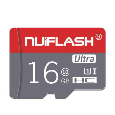 Nuiflash ​​TF / Micro SD Memory Card with Holder