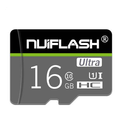 NUIFLASH TF Micro SD Memory Card with Holder