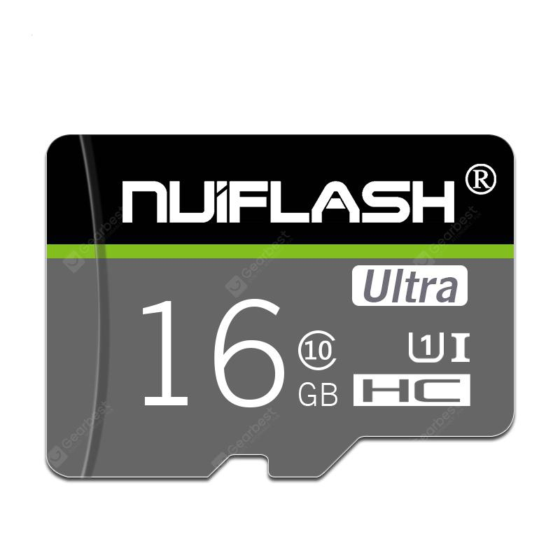 NUIFLASH TF Micro SD Memory Card with Holder | Gearbest