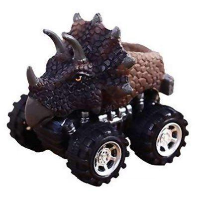 Dinosaur Model Pull Back Car Toy