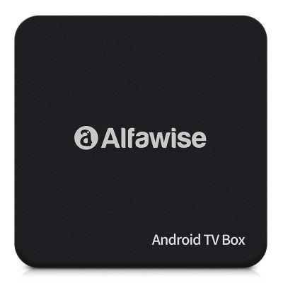 Alfawise A8 TV BOX Android 9.0 Rockchip 3229 1GB RAM+8GB ROM