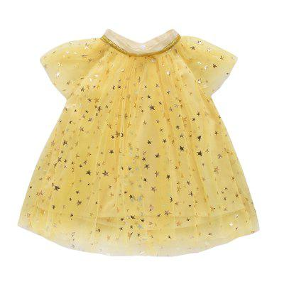 Girl Mesh Princess Dress