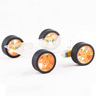 PXWG KB000055 DIY Motor Car Set