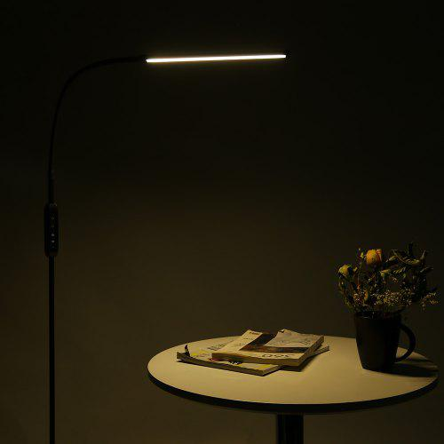7313 110 - 240V Remote Control Stepless Dimming LED Floor Lamp