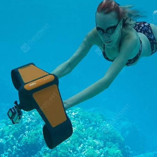 Waterproof Electric Underwater Self-propelled Diving Booster