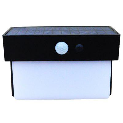 N768 Solar Human Body Induction Wall Light