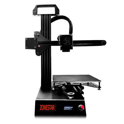 Refurbished zonestar Z6 Quick Assembly 3D Printer 150 x 150 x 150MM