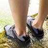 Male Outdoor Breathable Shoes - GRAY