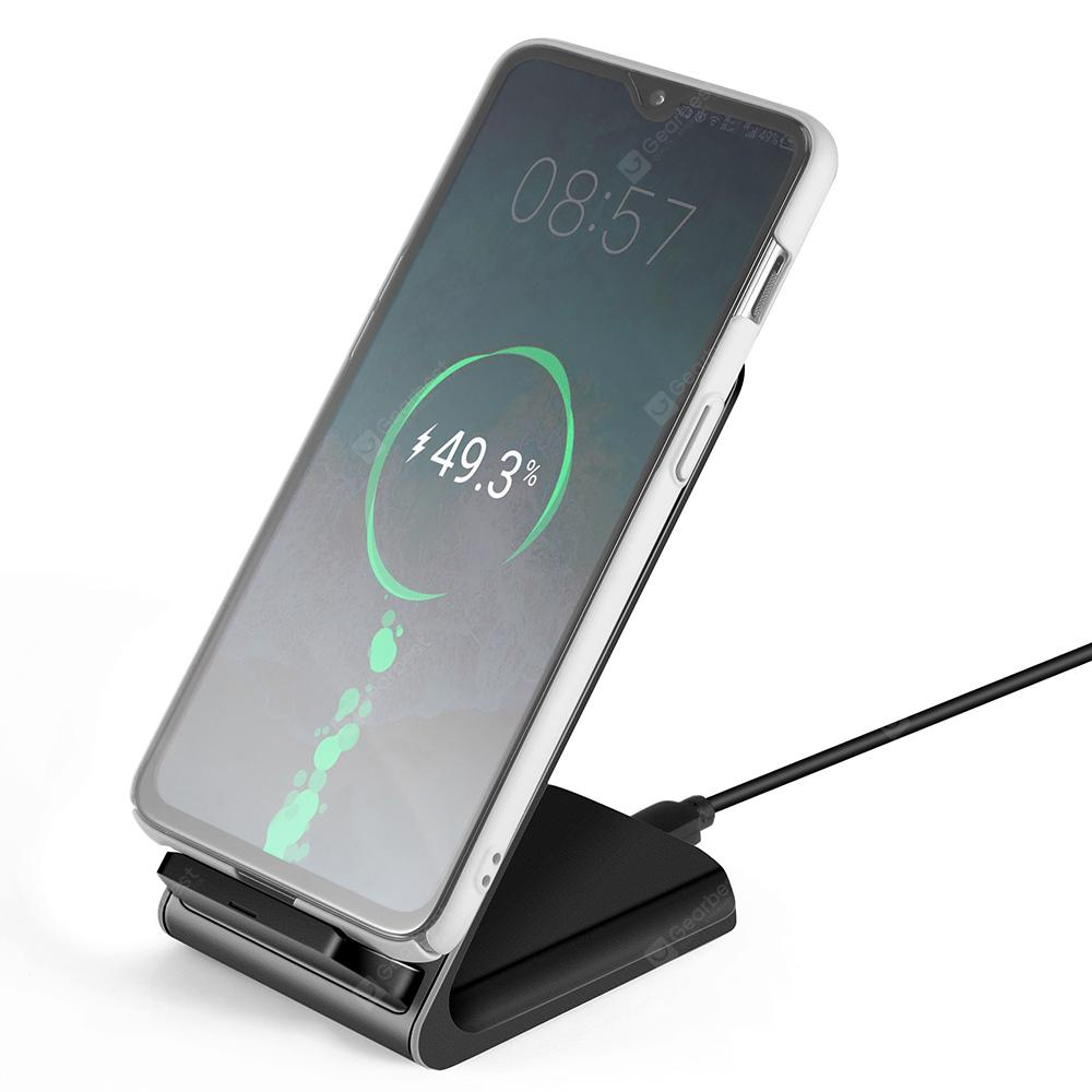 Gocomma Qi 10W QC 30 Wireless Fast Phone Charger