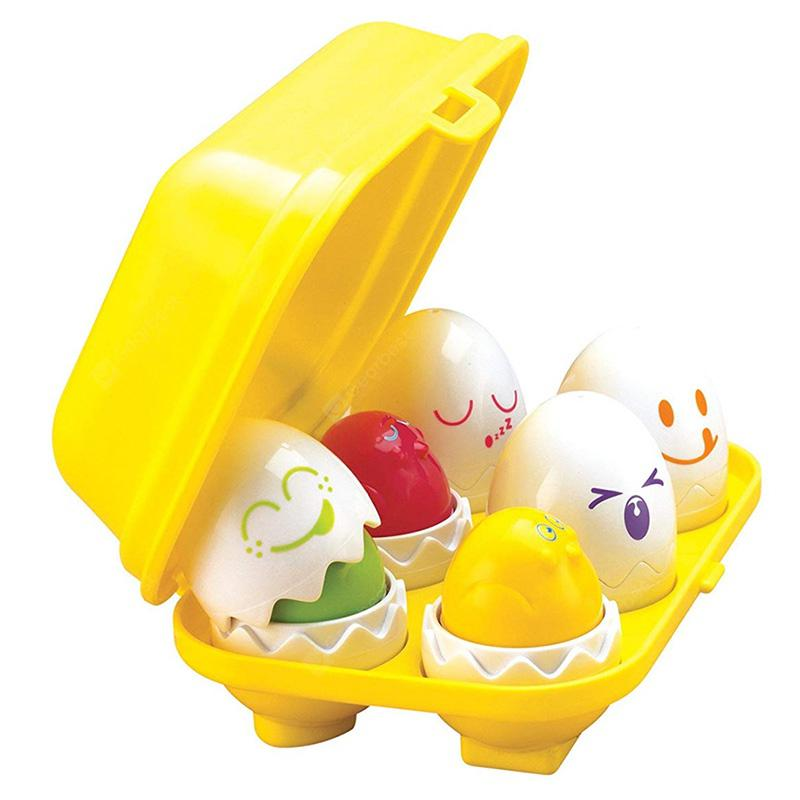 Smart Matching Eggs Educational Toys Sale, Price & Reviews | Gearbest