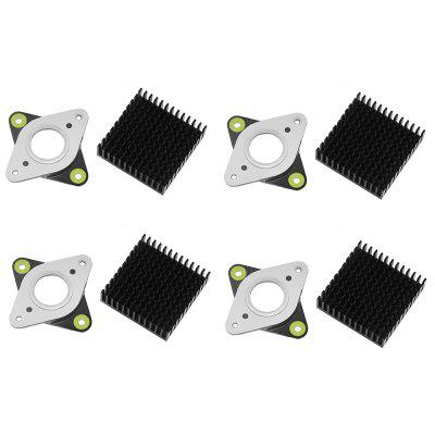 Eazmaker Stepper Damper + Heat Sink 4pcs