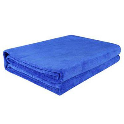 Large Soft Fiber Car Wash Towel