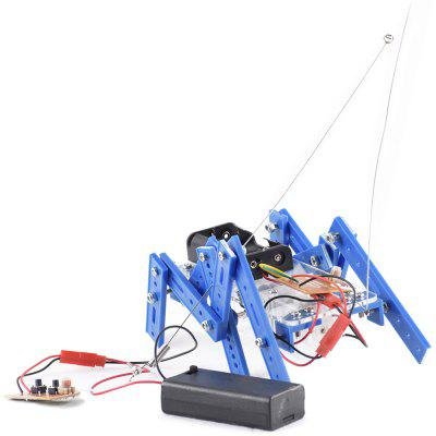 PXWG KB000984 Ensemble de robots hexapodes DIY