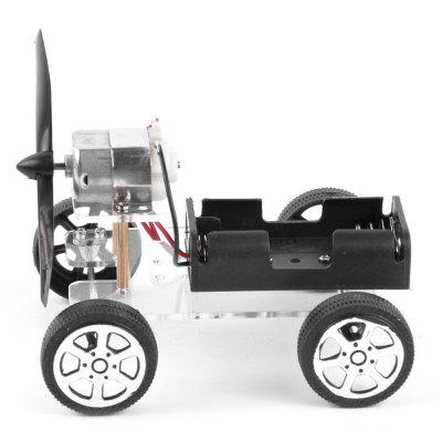 PXWG 1TJ00015 DIY Mini Wind Car Set