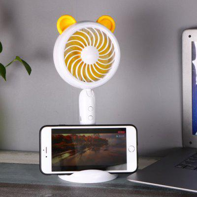 3-in-1 2-speed USB Fan