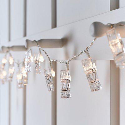 Creative LED Clip Romantic String Light