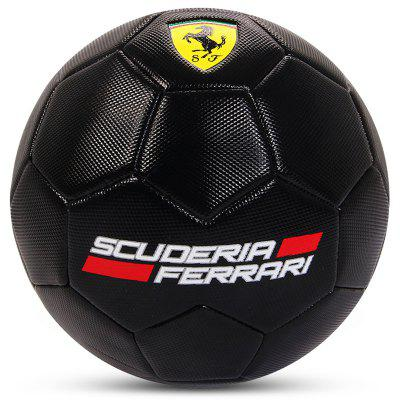 Ferrari F666 Number 5 Machine Sewing Soccer Ball