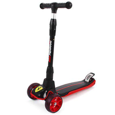 Ferrari FXK58 Foldable Adjustable Twist Scooter
