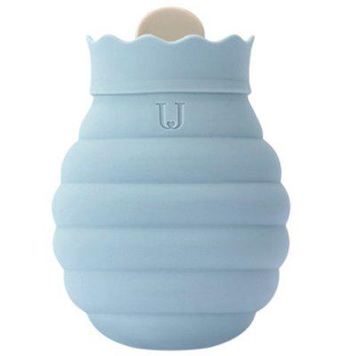 Jordan Judy Silicone Hot Water Bag with Knit Cover