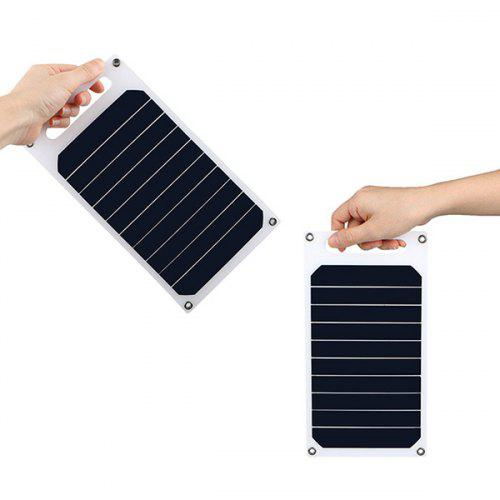 5V 10W Outdoor Durable  Portable Solar charger for Travel Camping Climbing Slim and Light USB Charger